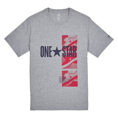 CONVERSE ONE STAR PHOTO SHORT SLEEVE TEE – VGH