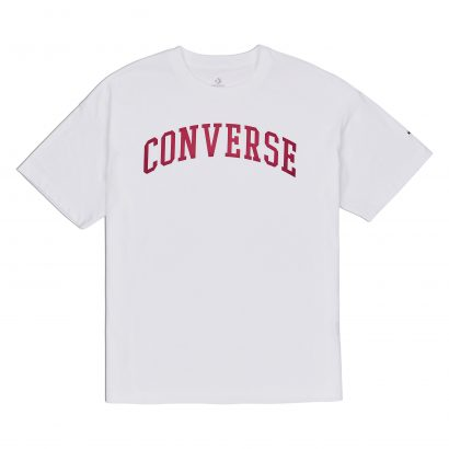 CONVERSE ICON REMIX OS BOXY TEE – WHITE