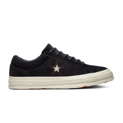 ONE STAR LOVE METALLIC – OX – BLACK/SEDONA RED/EGRET