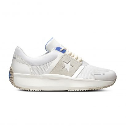RUN STAR THE RUNDOWN – OX – VINTAGE WHITE/EGRET/LT RACER BLUE