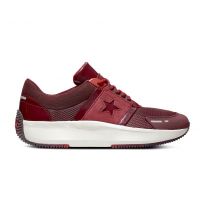 RUN STAR THE RUNDOWN – OX – DARK BURGUNDY/RHUBARB/ENAMEL RED