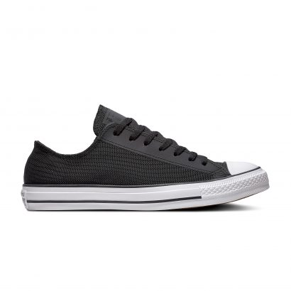 CHUCK TAYLOR ALL STAR BALLISTIC NYLON – OX – BLACK/BLACK/WHITE