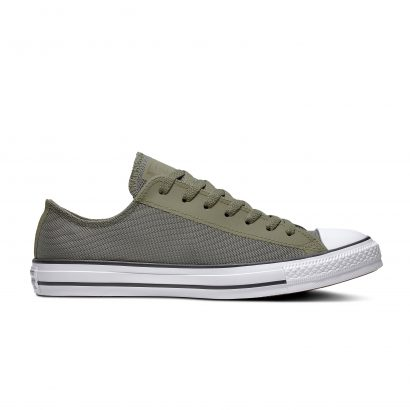 CHUCK TAYLOR ALL STAR BALLISTIC NYLON – OX – FIELD SURPLUS/BLACK/WHITE