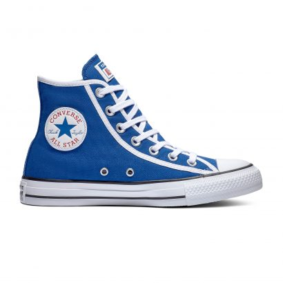 CHUCK TAYLOR ALL STAR – HI – BLUE/WHITE/BLACK