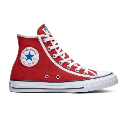 CHUCK TAYLOR ALL STAR – HI – GYM RED/WHITE/BLACK