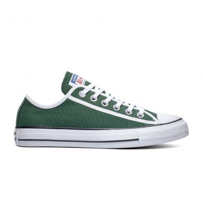CHUCK TAYLOR ALL STAR – OX – FIR/WHITE/WHITE