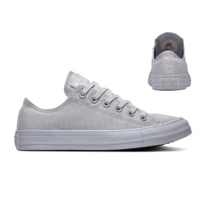 CHUCK TAYLOR ALL STAR SUGAR CHARMS – OX – WOLF GREY/WOLF GREY/SILVER
