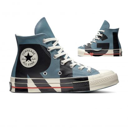 CHUCK 70 LOVE GRAPHIC – HI – CELESTIAL TEAL/BLACK/EGRET
