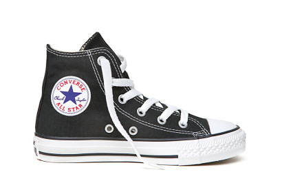 KIDS CTAS CORE HI BLACK