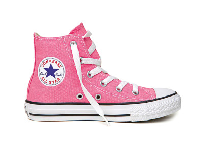 KIDS CTAS CORE HI PINK