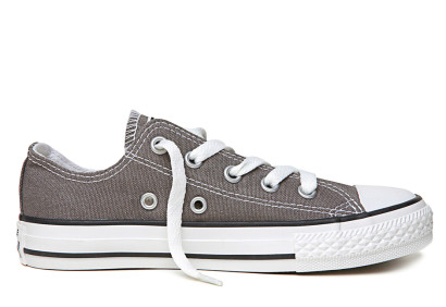 KIDS CTAS CORE OX GRAY