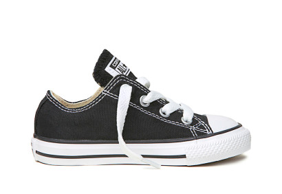 KIDS CTAS CORE OX BLACK