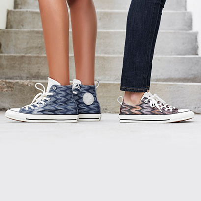 Converse Chuck Taylor All Star Missoni Collection