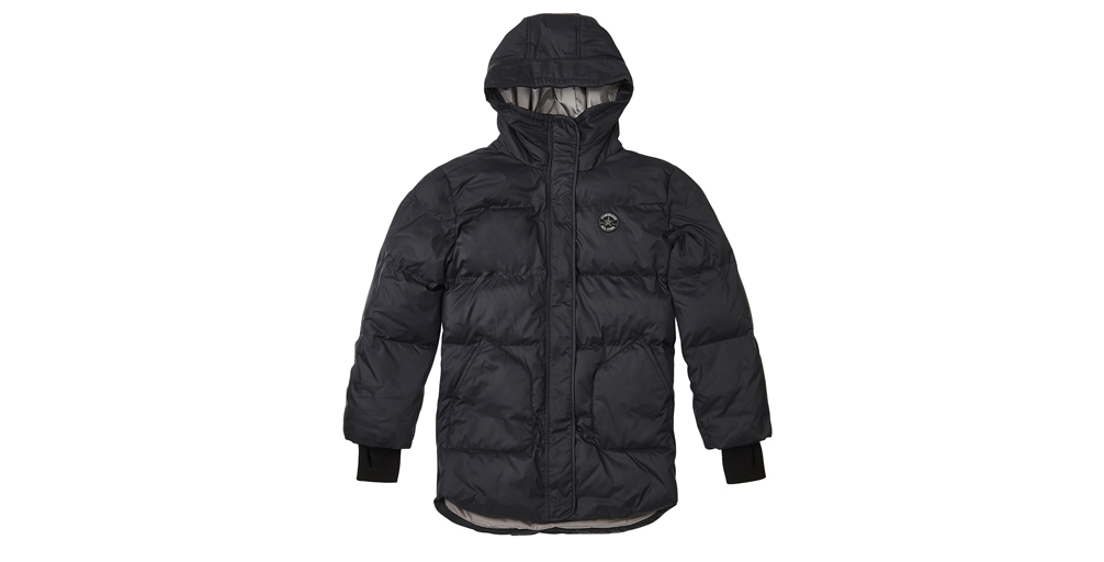 WOMEN CORE LONG LENGTH PUFFER JACKET