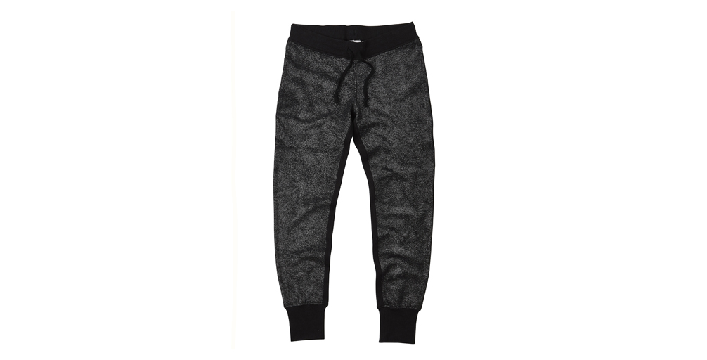 WOMEN METALLIC JOGGER