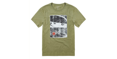 MEN CHUCKS PHOTO T-SHIRT