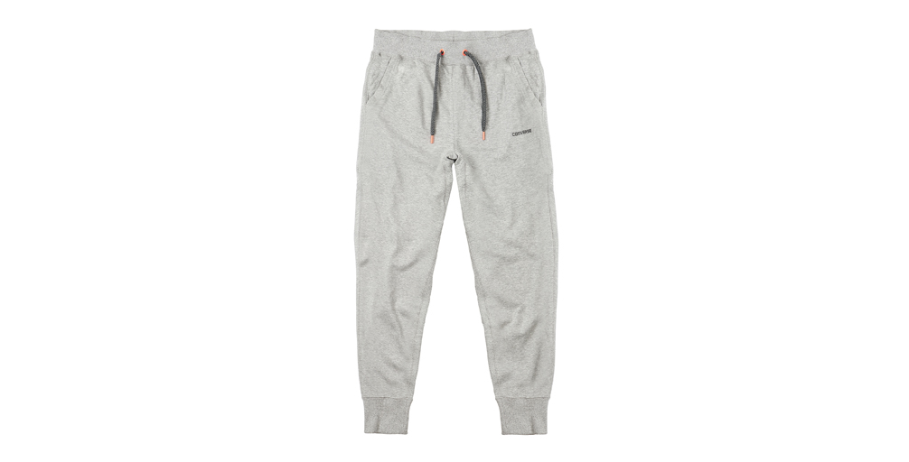 MEN REFLACTIVE KNIT BOTTOMS