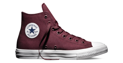 CHUCK TAYLOR ALL STAR II HI BURGUNDY