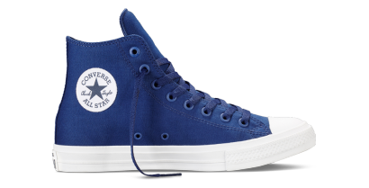 CHUCK TAYLOR ALL STAR II HI BLUE