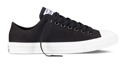 CHUCK TAYLOR ALL STAR II OX BLACK