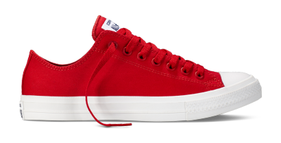 CHUCK TAYLOR ALL STAR II OX RED
