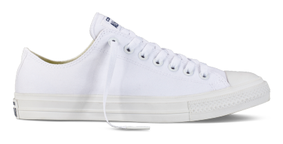 CHUCK TAYLOR ALL STAR II OX WHITE