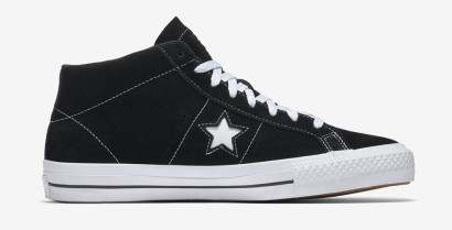 ONE STAR PRO MID BLACK