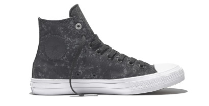 CHUCK TAYLOR ALL STAR II REFLECTIVE WASH HI GREY