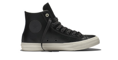 CHUCK TAYLOR ALL STAR II MESH BACKED LEATHER HI GREY