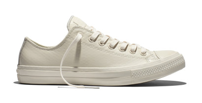 CHUCK TAYLOR ALL STAR II MESH BACKED LEATHER OX BEIGE