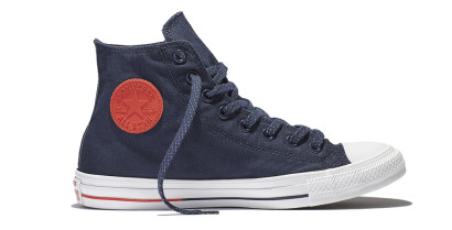 CHUCK TAYLOR ALL STAR SHIELD CANVAS HI NAVY