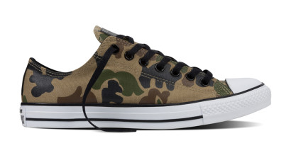 CHUCK TAYLOR ALL STAR OX CAMO