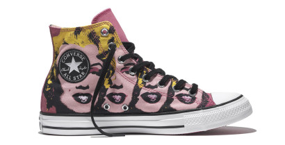 CHUCK TAYLOR ALL STAR WARHOL HI
