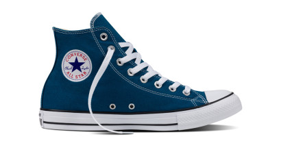 CHUCK TAYLOR ALL STAR HI MARINE BLUE