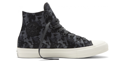 CHUCK TAYLOR ALL STAR II HI CAMO GREY