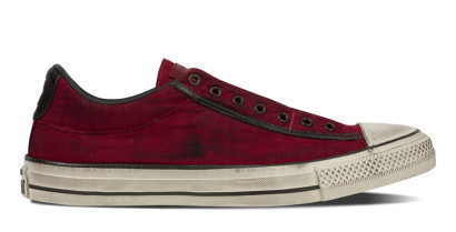 CHUCK TAYLOR ALL STAR VINTAGE SLIP RED