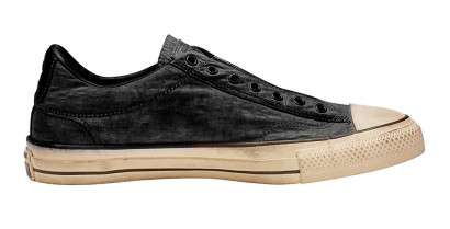 CHUCK TAYLOR ALL STAR VINTAGE SLIP BLACK