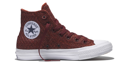 CHUCK TAYLOR ALL STAR II MESH HI RED