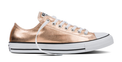 CHUCK TAYLOR ALL STAR METALLIC OX BRONZE