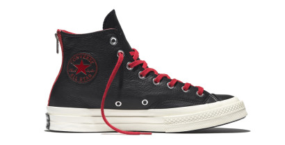 CHUCK TAYLOR ALL STAR '70s ZIP CLASH LEATHER HI
