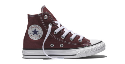 CHUCK TAYLOR ALL STAR HI MAROON (YOUTH)