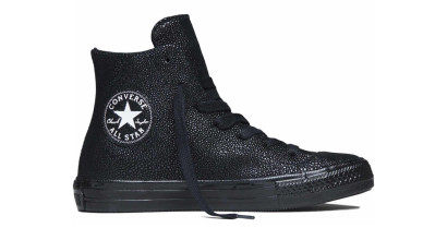 CHUCK TAYLOR ALL STAR GEMMA HI BLACK