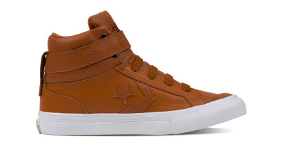 PRO BLAZE STRAP HI TERRACOTA (JUNIOR)