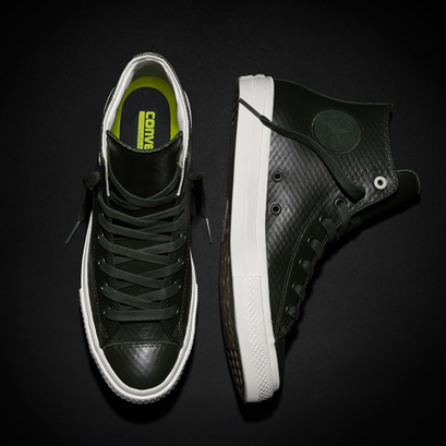 Chuck Taylor All Star II: Mesh backed Leather