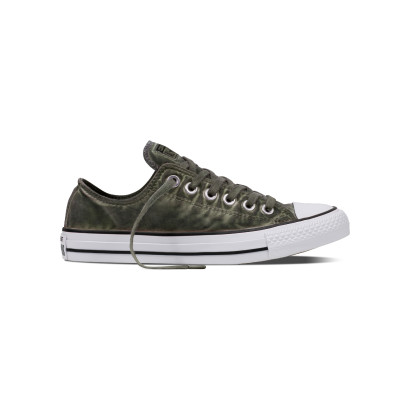 CHUCK TAYLOR ALL STAR KENT WASH OX OLIVE