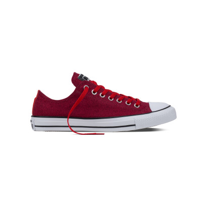 CHUCK TAYLOR ALL STAR CHAMBRAY OX RED