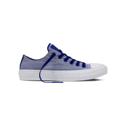 CHUCK TAYLOR ALL STAR II SEEN MESH OX BLUE