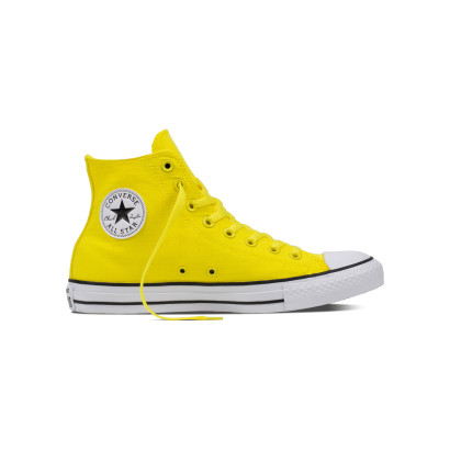 CHUCK TAYLOR ALL STAR PERF RIPSTOP HI YELLOW