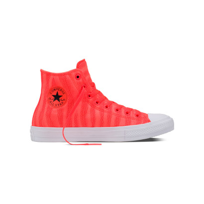CHUCK TAYLOR ALL STAR II HERITAGE MESH HI ORANGE