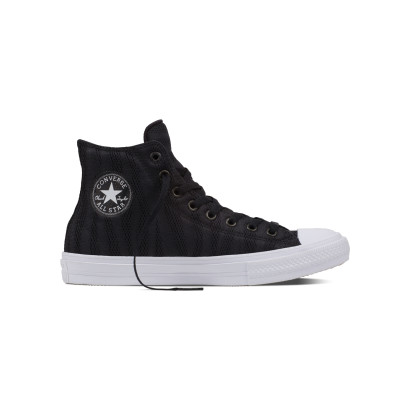CHUCK TAYLOR ALL STAR II HERITAGE MESH HI BLACK